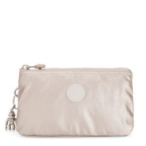 KIPLING Creativity Pouch - Metallic Glow